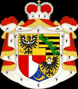 armoiries-Liechtensteins Blockchain